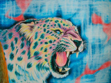 Leopard in Colour